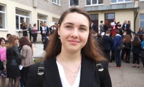 (ВИДЕО) Черняховские выпускники поделились впечатлениями от ЕГЭ