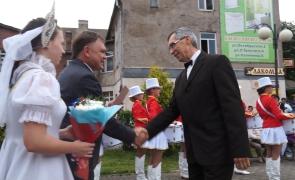 (ВИДЕО) В Черняховске открыли Доску почета