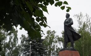 (ВИДЕО) Черняховск отметил 111-ю годовщину со дня рождения прославленного полководца