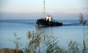 Южный берег Куршского залива